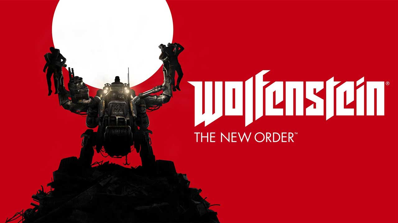 Wolfenstein: The New Order Background Image