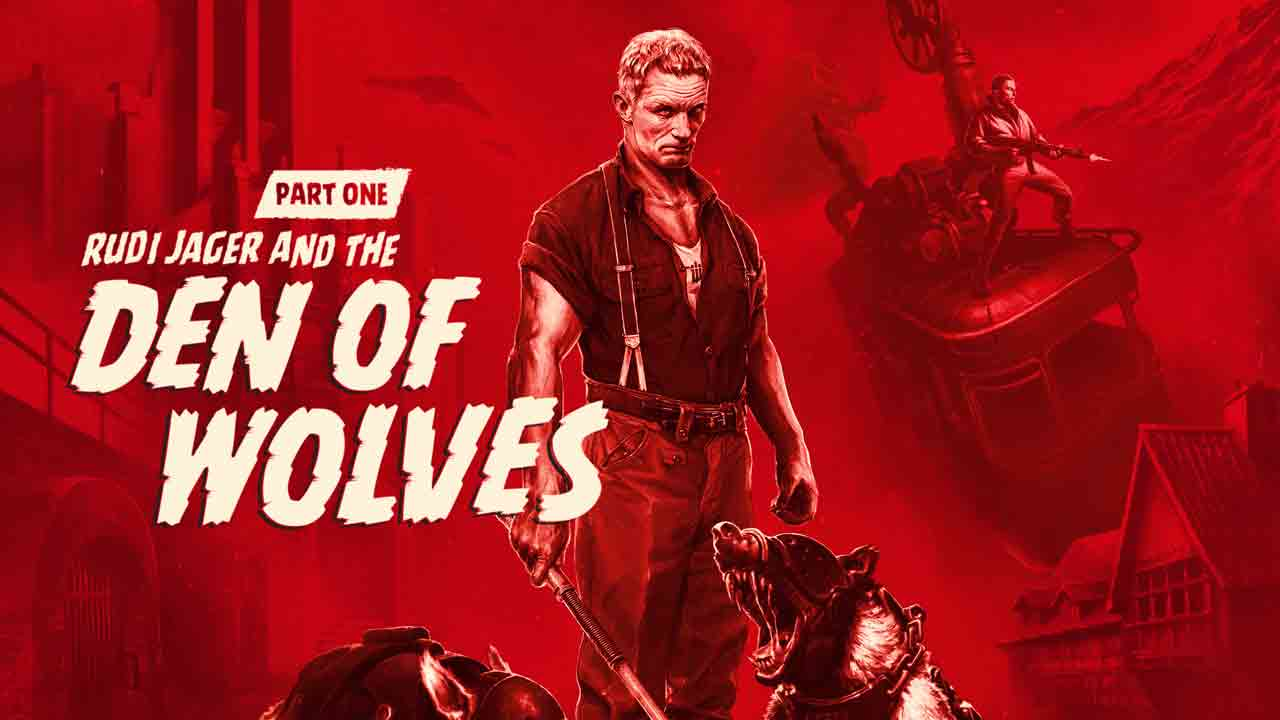 Wolfenstein: The Old Blood Thumbnail