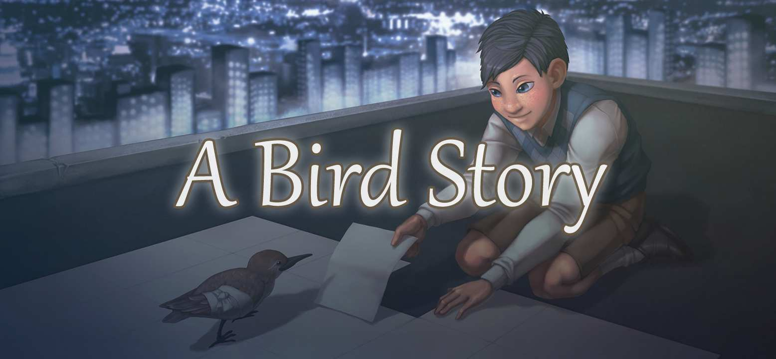 A Bird Story Background Image