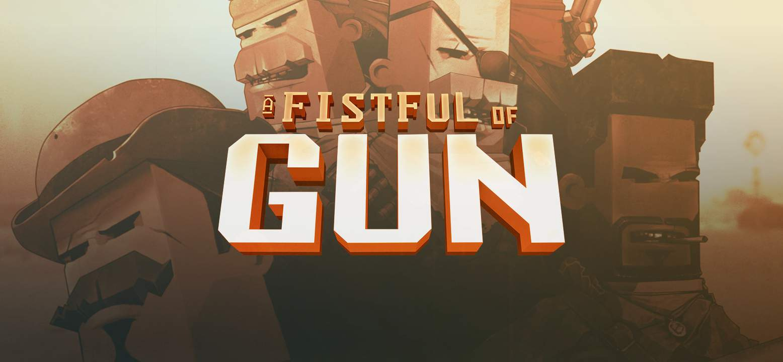 A Fistful of Gun Background Image