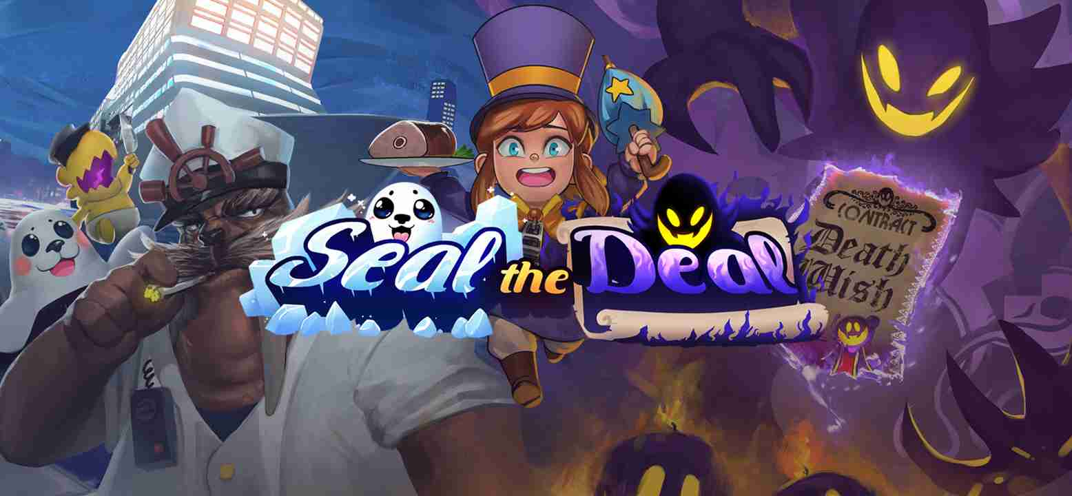 A Hat in Time - Seal the Deal