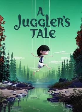 A Juggler's Tale Key Art