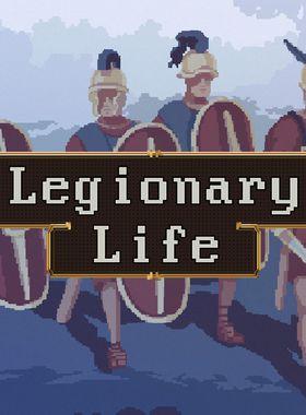 A Legionary's Life Key Art