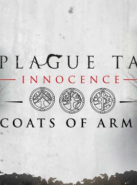 A Plague Tale: Innocence - Coats of Arms Key Art