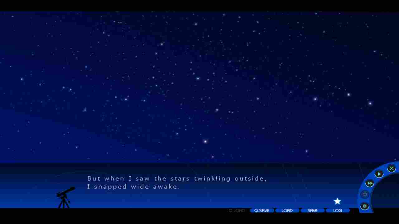 A Sky Full of Stars Background Image