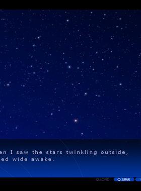 A Sky Full of Stars Key Art