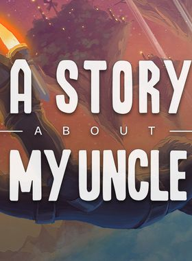 A Story About My Uncle Key Art