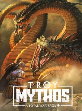 A Total War Saga: TROY - Mythos Key Art