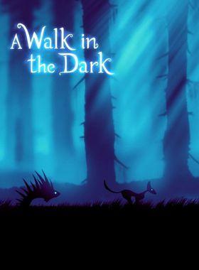 A Walk in the Dark Key Art