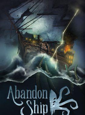 Abandon Ship Key Art
