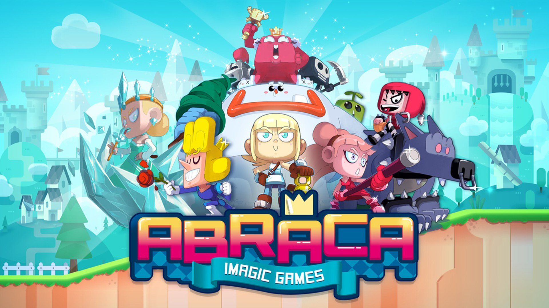 Abraca: Imagic Games