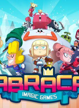 Abraca: Imagic Games Key Art
