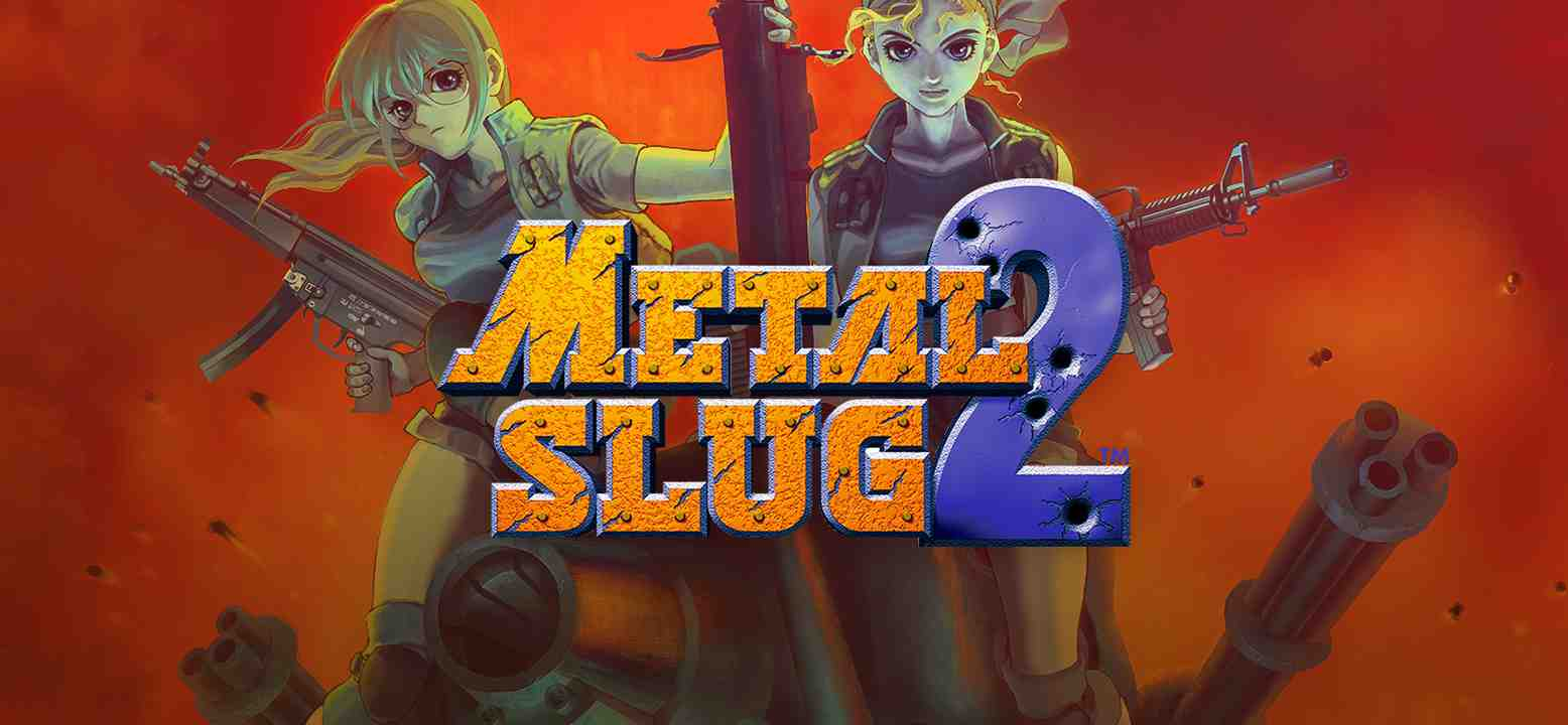 ACA NEOGEO Metal Slug 2 Thumbnail