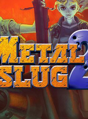 Metal Slug 2 Key Art