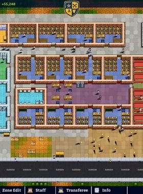 Academia: School Simulator Key Art