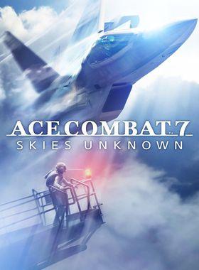 Ace Combat 7: Skies Unknown Key Art