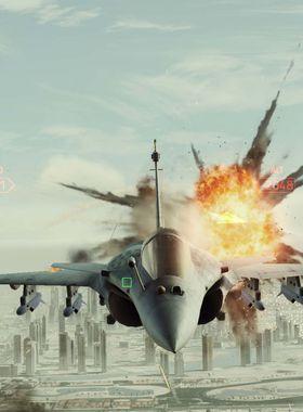 Ace Combat: Assault Horizon Key Art