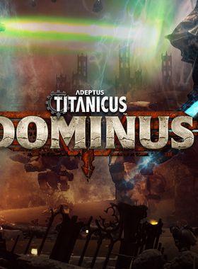 Adeptus Titanicus: Dominus Key Art