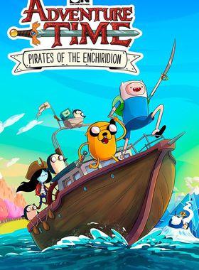 Adventure Time: Pirates of the Enchiridion Key Art
