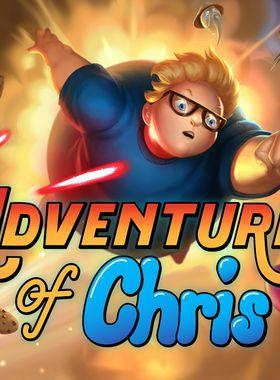 Adventures of Chris Key Art