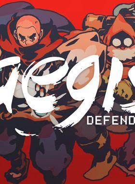 Aegis Defenders Key Art