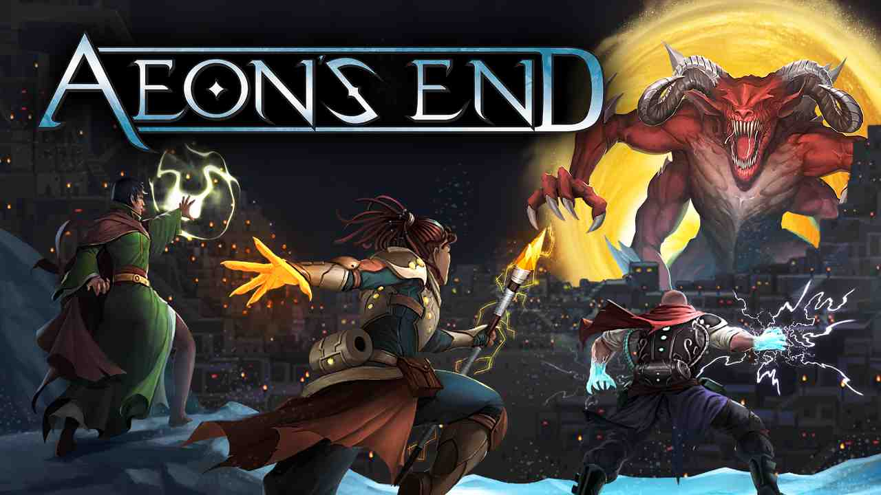 Aeon's End Key Art