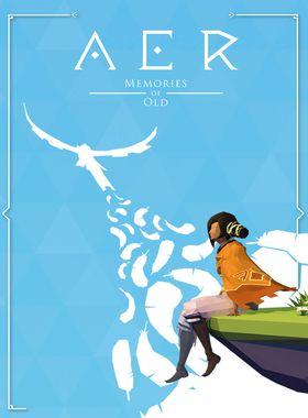 AER: Memories of Old Key Art