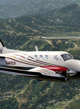 Aerofly FS 2 Flight Simulator Key Art