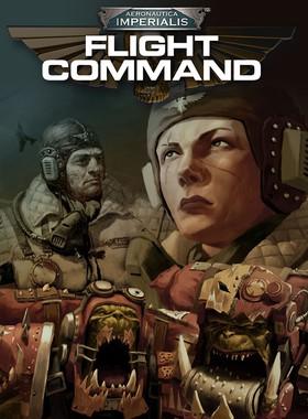 Aeronautica Imperialis: Flight Command Key Art