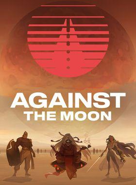 Against The Moon Key Art