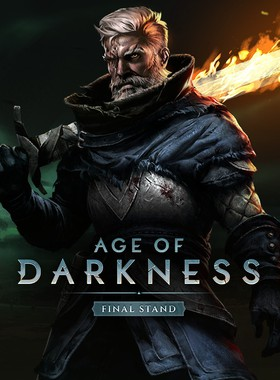 Age of Darkness: Final Stand Key Art