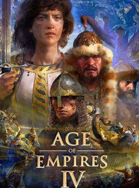 Age of Empires 4 Key Art