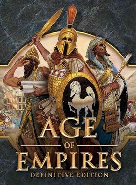 Age of Empires: Definitive Edition Key Art