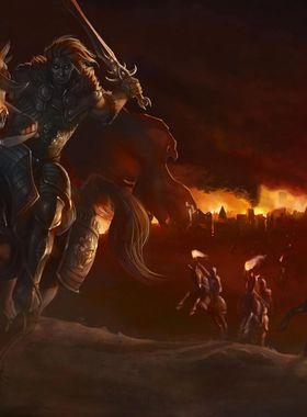 Age of Wonders 3 - Golden Realms Key Art