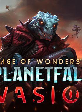 Age of Wonders: Planetfall - Invasions Key Art