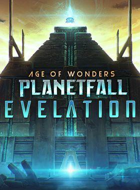 Age of Wonders: Planetfall - Revelations Key Art