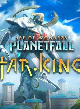 Age of Wonders: Planetfall - Star Kings Key Art