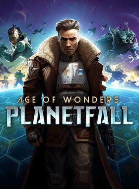 Age of Wonders: Planetfall Key Art