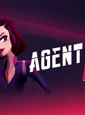 Agent A: A puzzle in disguise Key Art