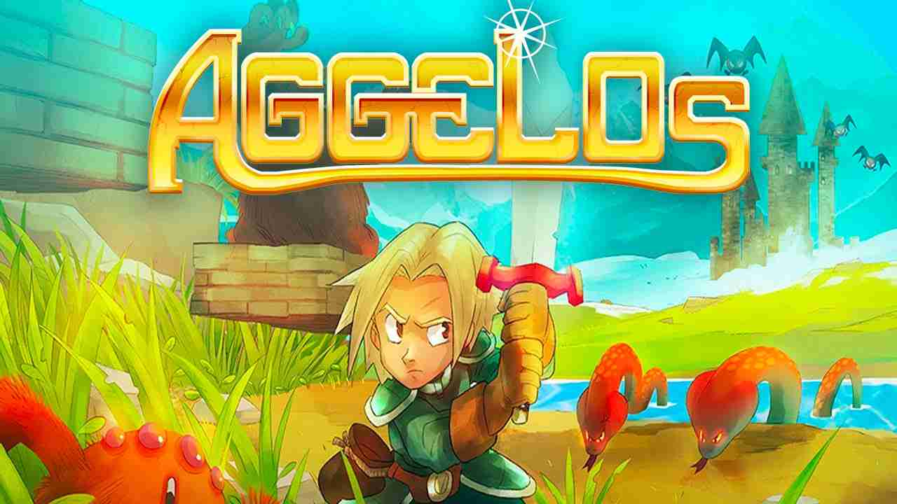 Aggelos Background Image