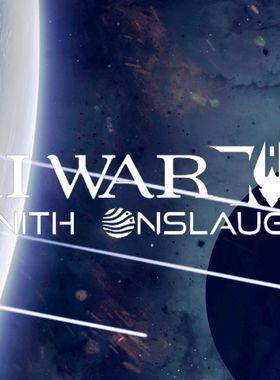 AI War 2: Zenith Onslaught Key Art