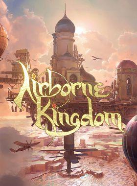 Airborne Kingdom Key Art