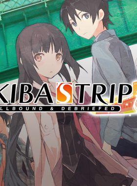 Akiba's Trip: Hellbound & Debriefed Key Art
