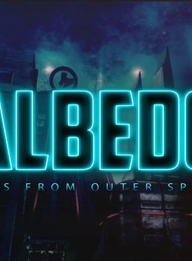 Albedo: Eyes From Outer Space Key Art