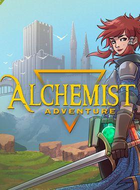 Alchemist Adventure Key Art
