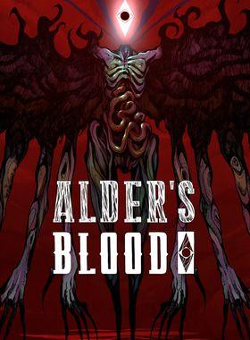 Alder's Blood Key Art