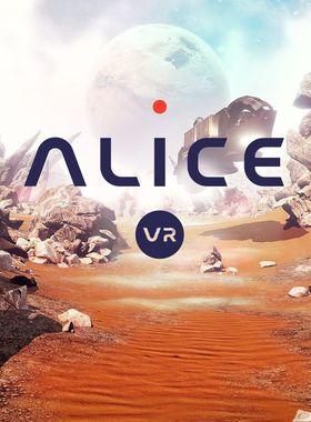Alice VR Key Art