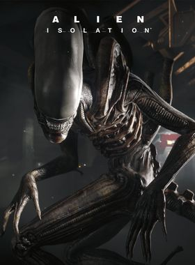 Alien: Isolation Key Art