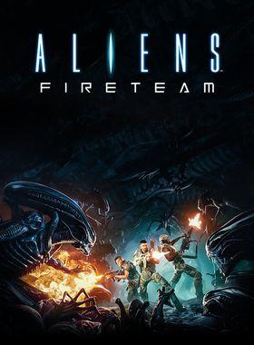 Aliens: Fireteam Elite Key Art