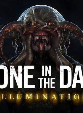 Alone in the Dark: Illumination Key Art